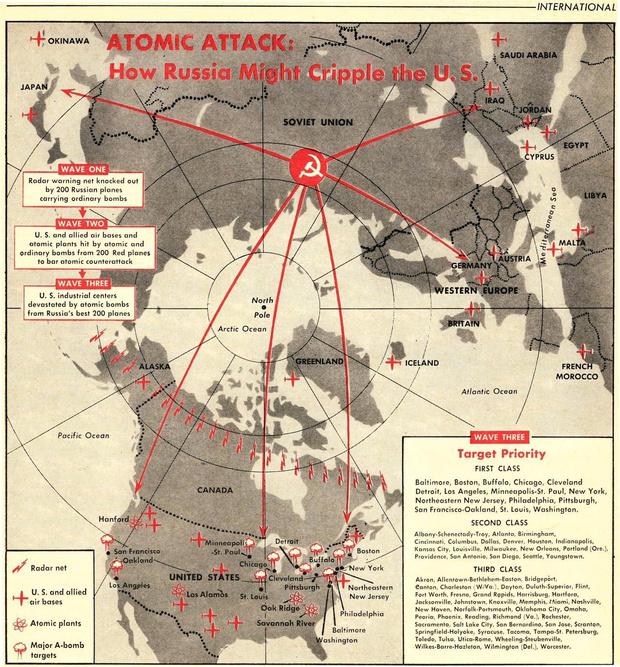Фото №4 - 5 исторических антисоветских карт
