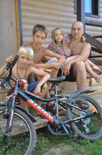 Фото №4 - Захар Прилепин: монолог об отцовстве, отцах и детях