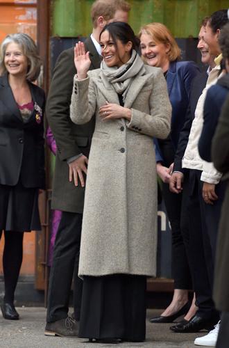 Фото №6 - Уроки для принцесс: как Меган Маркл готовится стать герцогиней