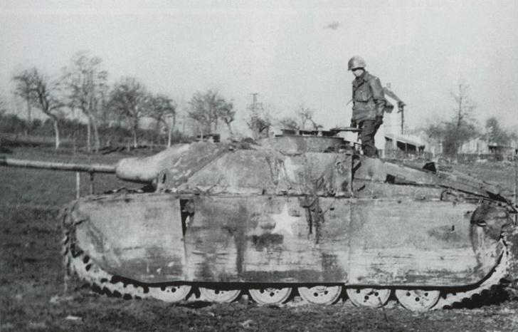 Фото №7 - Конец операции «Гриф»: как немцы в американскую униформу переодевались и что из этого вышло