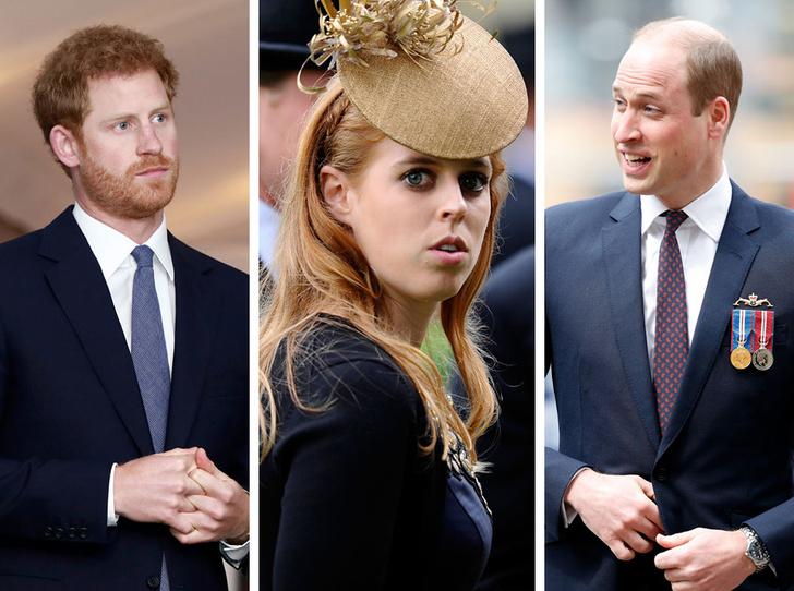 Фото №1 - Меган «обокрала» Беатрис, а Гарри «в брачной ловушке»: 5 новых (и очень странных) слухов о Виндзорах
