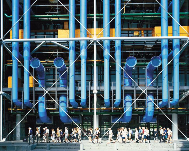 Фото №4 - Центр Помпиду в Париже закроется на реконструкцию