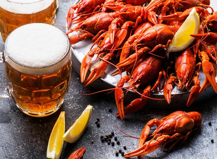 Фото №4 - Топ-5 самых полезных закусок к пиву