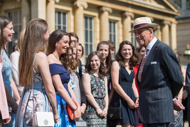 Фото №4 - 10 королевских фактов о принце Филиппе