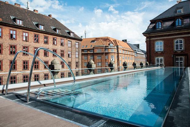 Фото №11 - Дизайн-отель в здании главпочтамта в Копенгагене