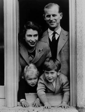 Фото №13 - Супруг Ее Величества: Елизавета II и Филипп