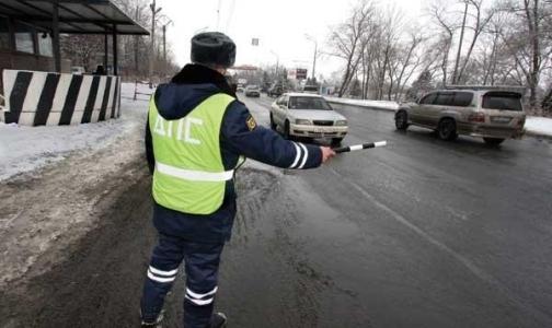 Фото №1 - ГИБДД с медработниками будут устраивать «сплошные» проверки в поисках пьяных за рулем