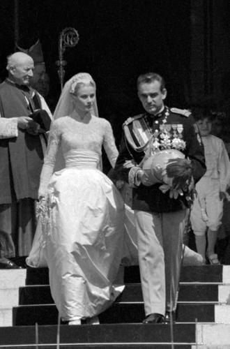 Фото №12 - 8 неожиданных фактов о свадьбе Грейс Келли и князя Ренье