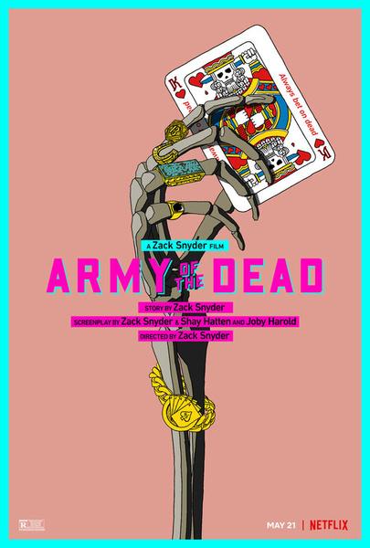 Фото №1 - «Армия мертвецов 2» от Netflix: когда выйдет продолжение зомби-хоррора и что там будет