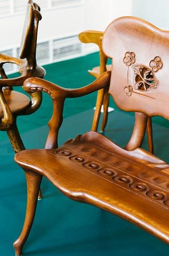 Фото №3 - Испанский колорит в Москве: открылась выставка Гауди