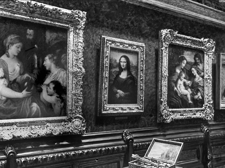 Фото №9 - От да Винчи до Куинджи: самые дерзкие и абсурдные кражи произведений искусства