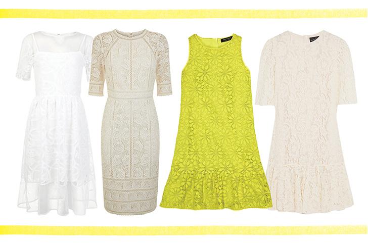 Платье, Miss Selfridge; платье, Monsoon; платье, Juicy Couture; платье, Needle & Thread