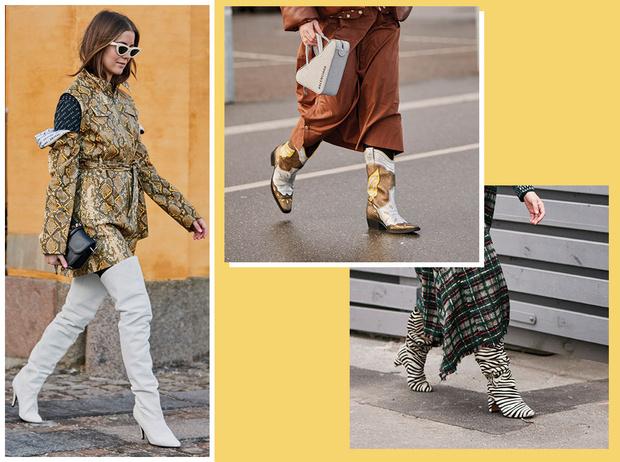 Фото №1 - Полный гид по самой модной обуви для осени и зимы 2019-20