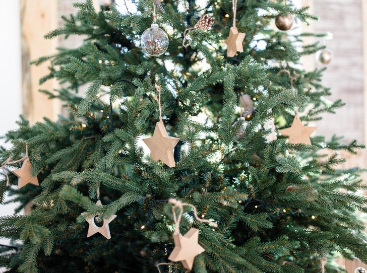 Фото №2 - Елки, палки, мандарины: как украшают новогодние деревья в разных странах мира