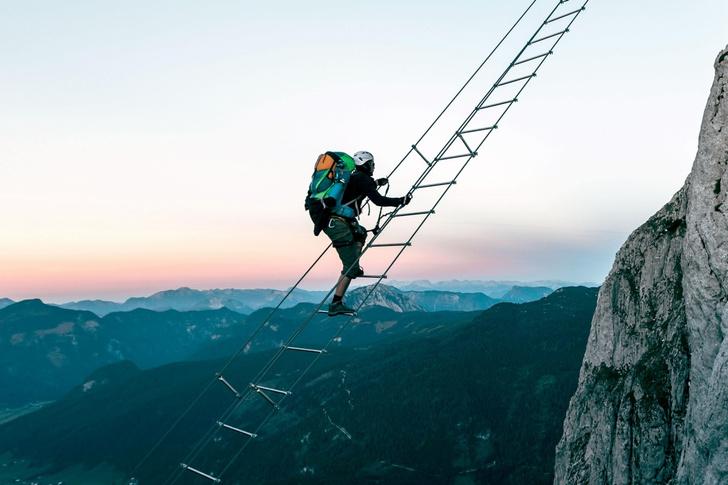 Фото №1 - Лестница в небо