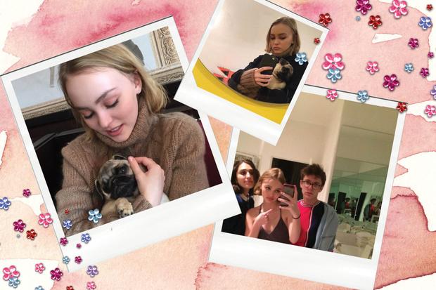Фото №5 - 5 причин любить Лили-Роуз Депп