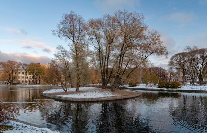 Фото №13 - Архитектурные прогулки: Петербург «культурный». Часть вторая