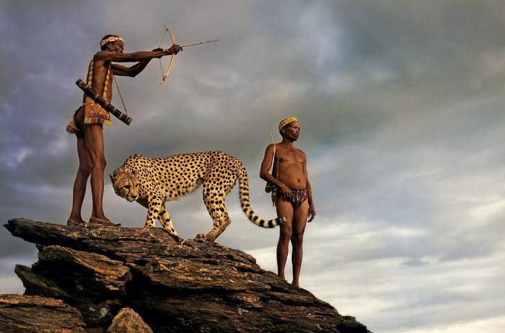 Фото №1 - Один кадр: Намибия