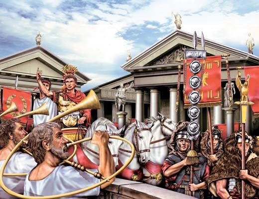 Фото №1 - Римская империя в лицах
