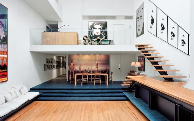 Фото №3 - Том Форд приобрел знаменитый особняк Halston House на Манхэттене