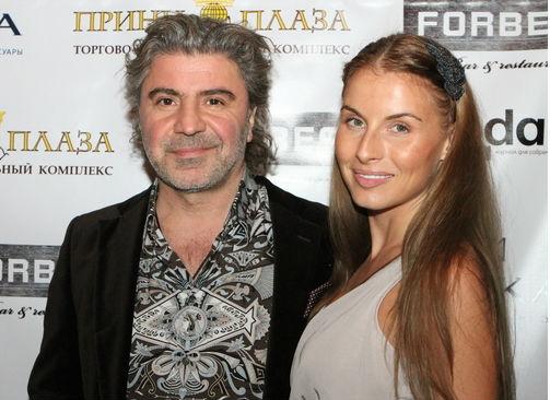 Фото №1 - Сосо Павлиашвили женится