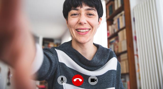 Видеочаты: как показать себя с лучшей стороны