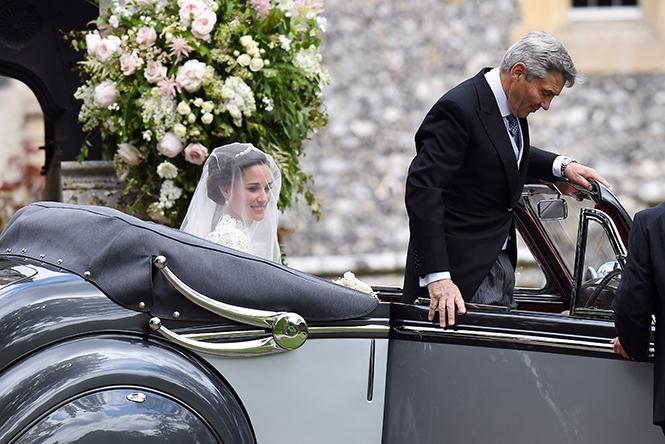 Фото №21 - Свадьба Пиппы Миддлтон