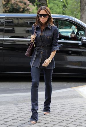 Фото №7 - С чем носить джинсы скинни сегодня: модные советы и удачные сочетания