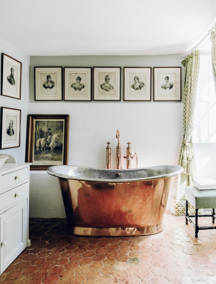 Фото №6 - Ванная комната в классическом стиле: 12 проектов с комментариями дизайнеров
