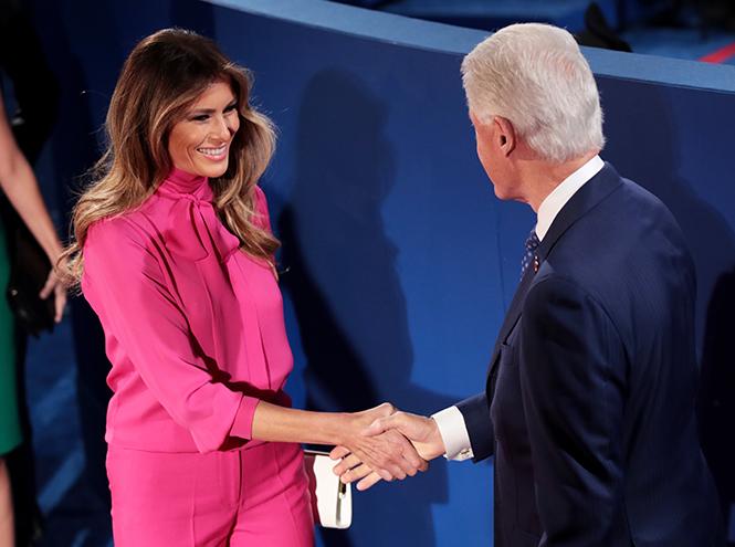 Фото №25 - Стиль Мелании Трамп: фэшн-привычки новой первой леди США