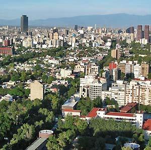 Фото №1 - В Мехико будет самое высокое здание Латинской Америки
