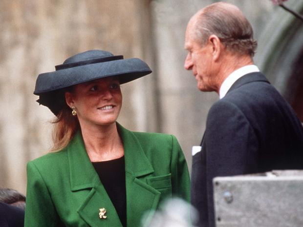 Фото №1 - Невестка мечты: чем Сара Фергюсон очаровала принца Филиппа