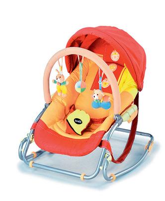Фото №7 - Кресло-качалка для малыша
