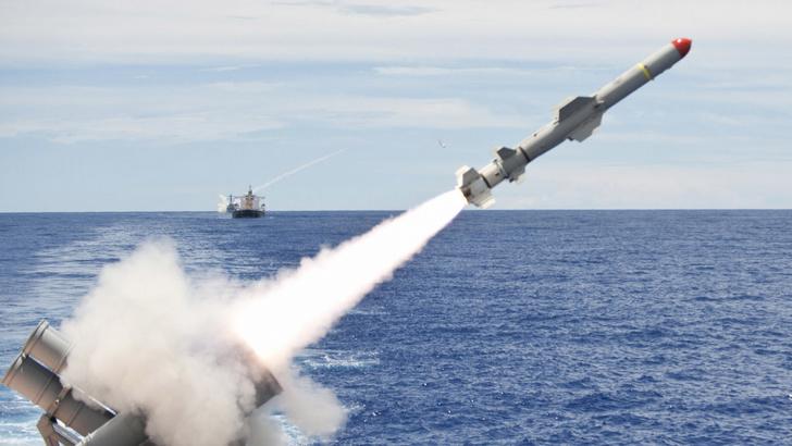 Фото №1 - Пентагон испытал «супер-пупер ракету» (так и заявили)