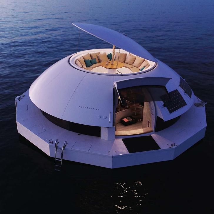 Фото №6 - Туризм будущего: плавучий эко-отель Anthenea