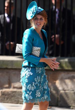 Фото №23 - 25 необычных шляп на королевских свадьбах