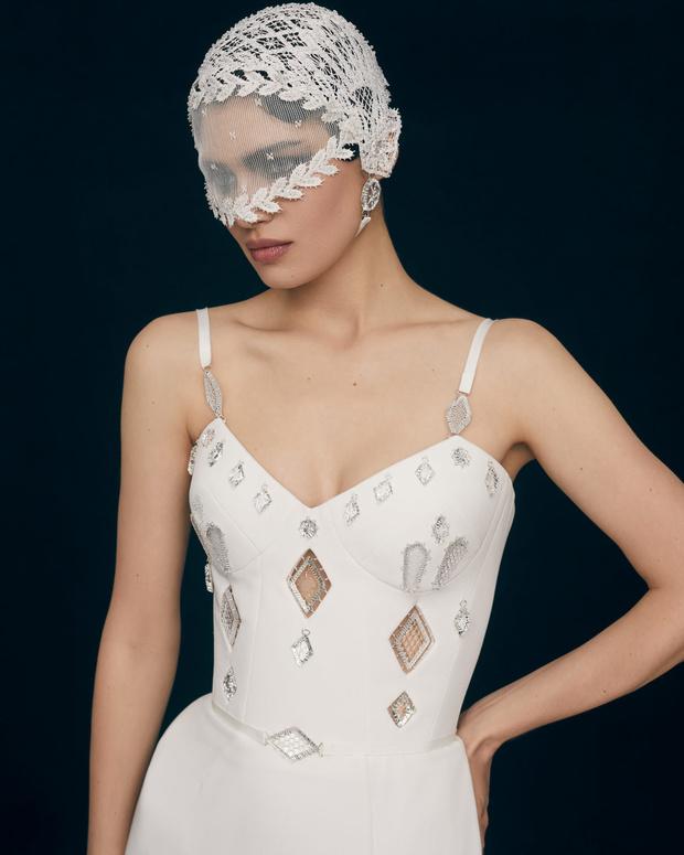 Фото №14 - Дому моды Ulyana Sergeenko присвоен статус члена-корреспондента Федерации высокой моды в Париже