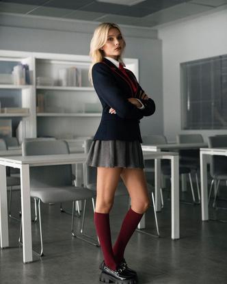Фото №4 - Создатели «Элиты» показали новых актеров, которые сыграют в пятом сезоне