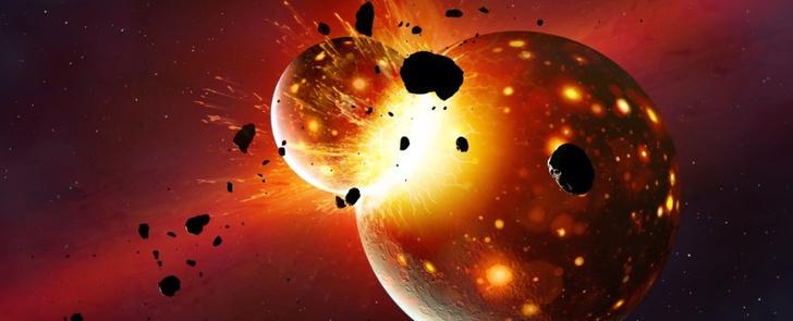 Фото №1 - На Луне нашли остатки древней планеты