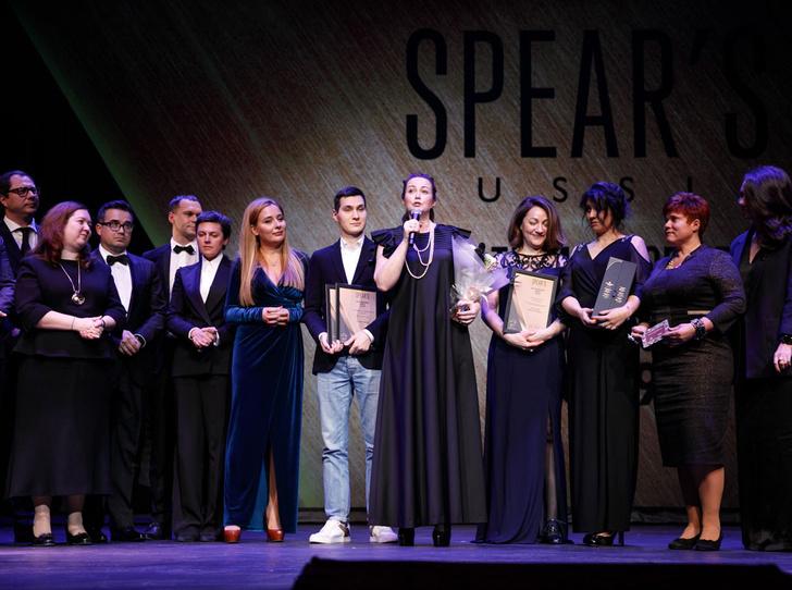 Фото №1 - Названы победители Премии SPEAR'S Russia Wealth Management Awards 2019