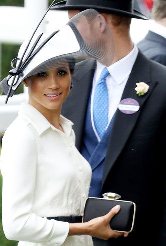 Фото №9 - Герцогиня Меган в представлении не нуждается?