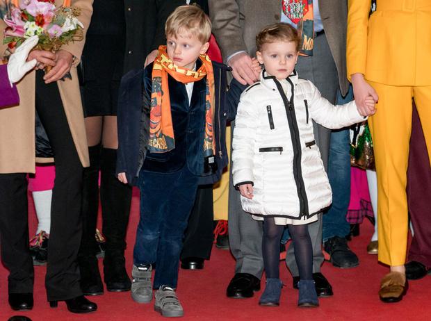Фото №31 - Сильные гены: как выглядят потомки принцессы Монако Грейс Келли