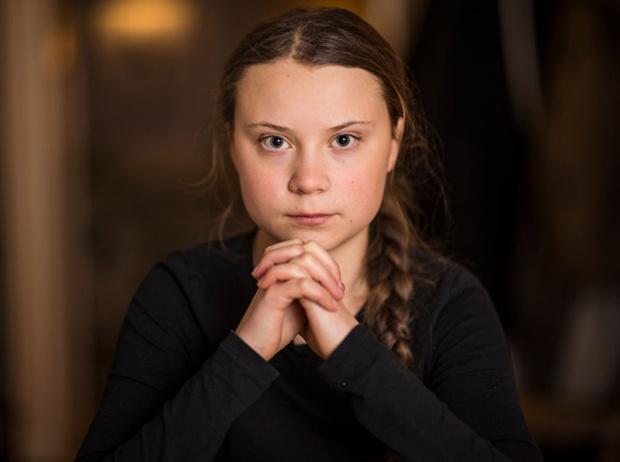 Фото №8 - Грета Тунберг: инструмент политической пропаганды или школьница, которая спасет мир?