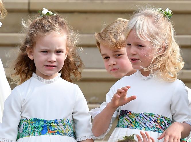 Фото №8 - Принц Джордж Кембриджский: шестой год в фотографиях