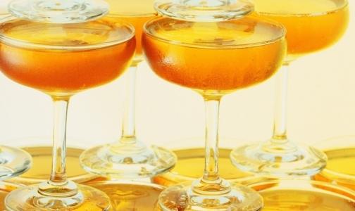 Фото №1 - Алкоголь провоцирует развитие рака