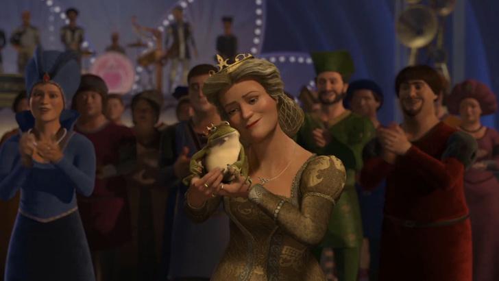 Фото №4 - Фанатская теория: Фиона и принц Чарминг из «Шрека» на самом деле брат и сестра😨