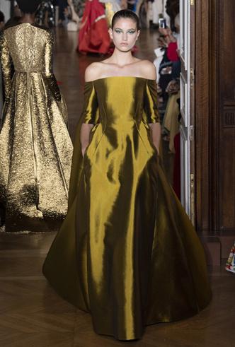 Фото №6 - Прекрасные странности в коллекции Valentino Couture FW18