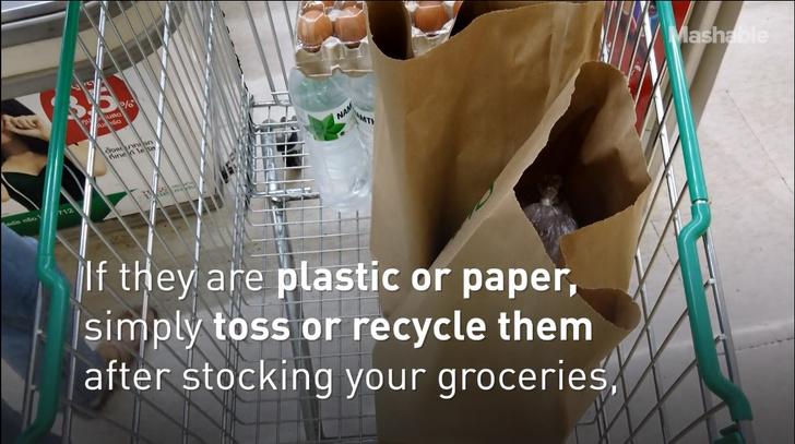 Фото №10 - Как правильно обрабатывать продукты из магазина во время эпидемии коронавируса (видео и фото)