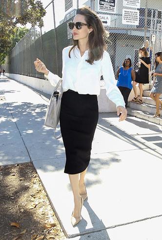 Фото №24 - Почему Анджелина Джоли — снова икона стиля, или Что такое luxe purism