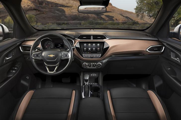 Фото №6 - Новый Chevrolet Trailblazer показал, как не надо продавать автомобили